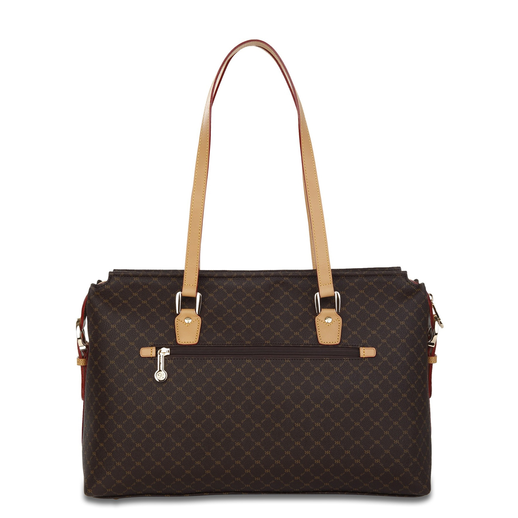 Rioni Signature Tote Traveler Bag Free Shipping Today 4386730
