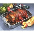 Prime Pacific Stainless Steel Large Roasting Pan