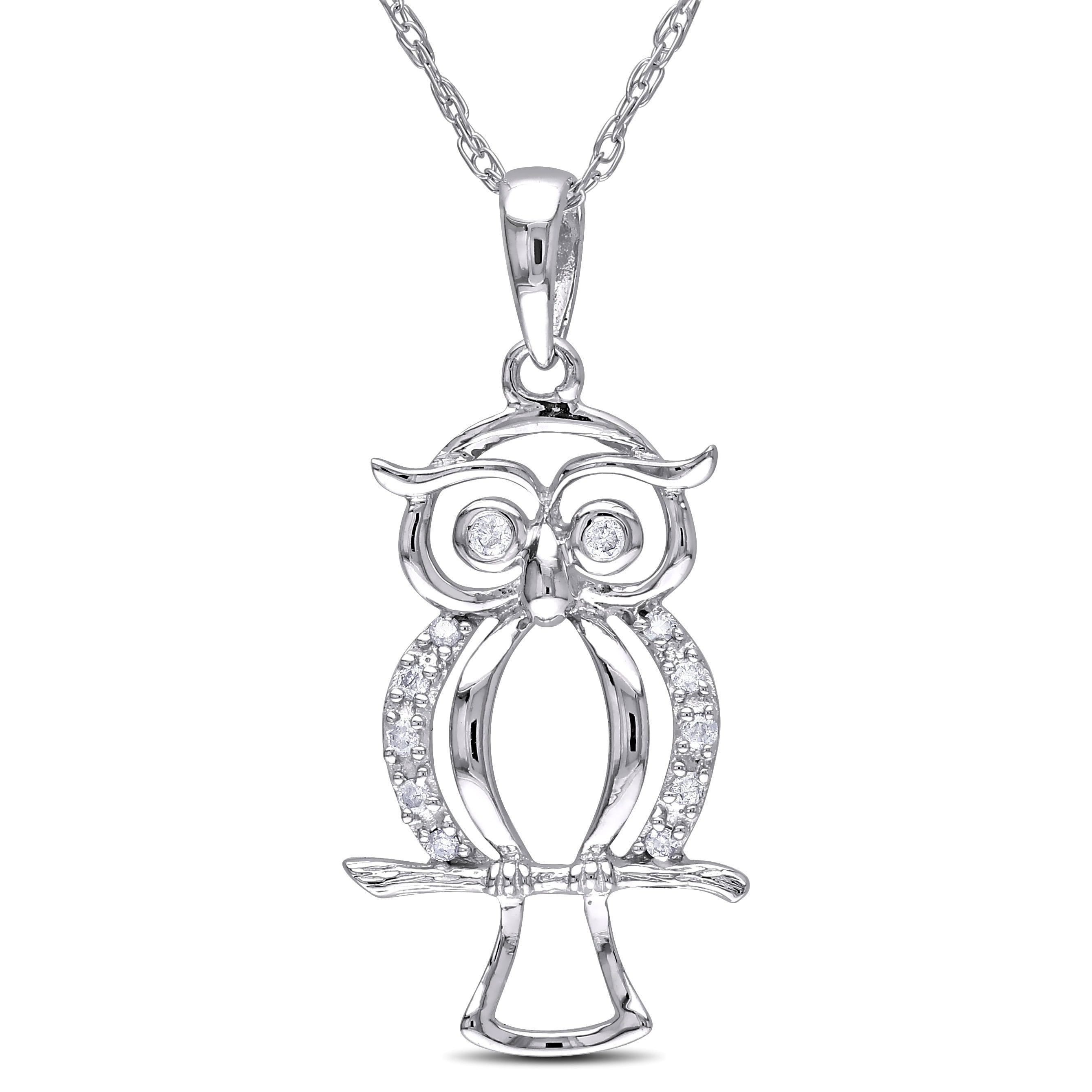 necklace gold steel promall online philippines pendant stainless owl shopping
