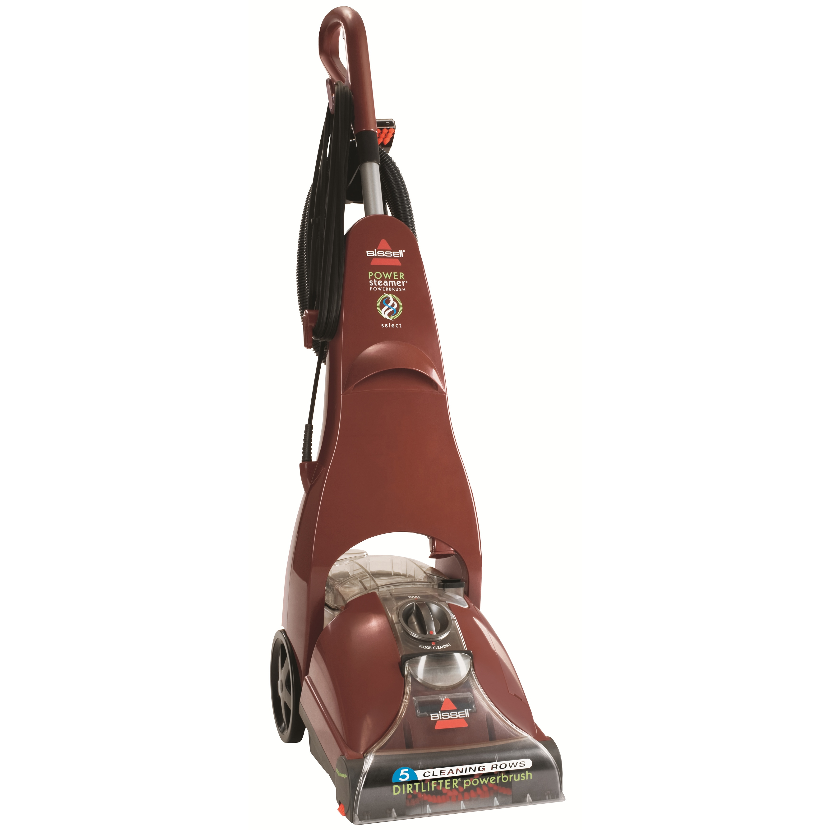 Shop Bissell 1623 Powersteamer Powerbrush Select Upright Deep Cleaner - On  Sale - Free Shipping Today - Overstock.com - 4411843