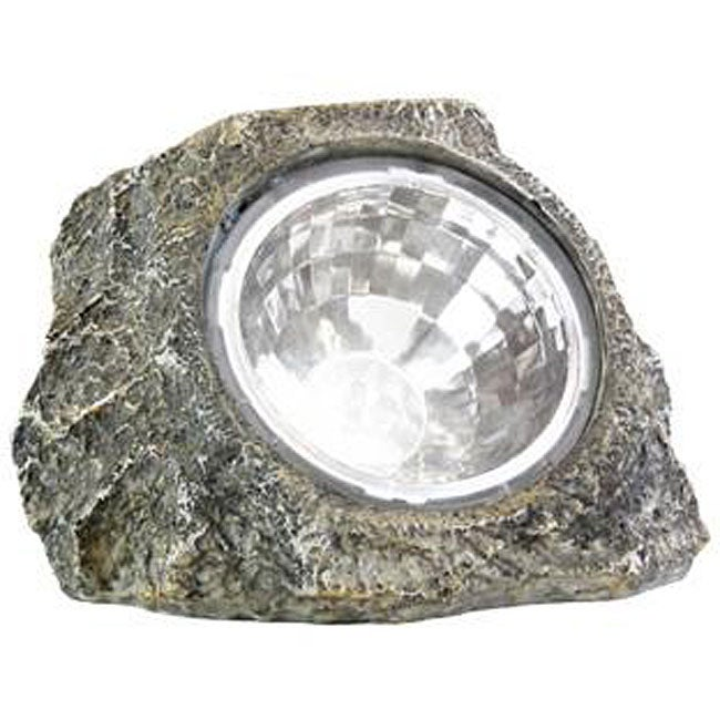 Rock Solar Spot Lights Set Of 6 Free Shipping Today 4433478