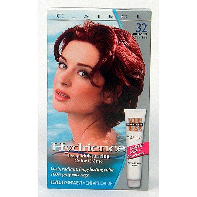 Shop Clairol Hydrience 32 Hibiscus Hair Colors Pack Of 4 Free