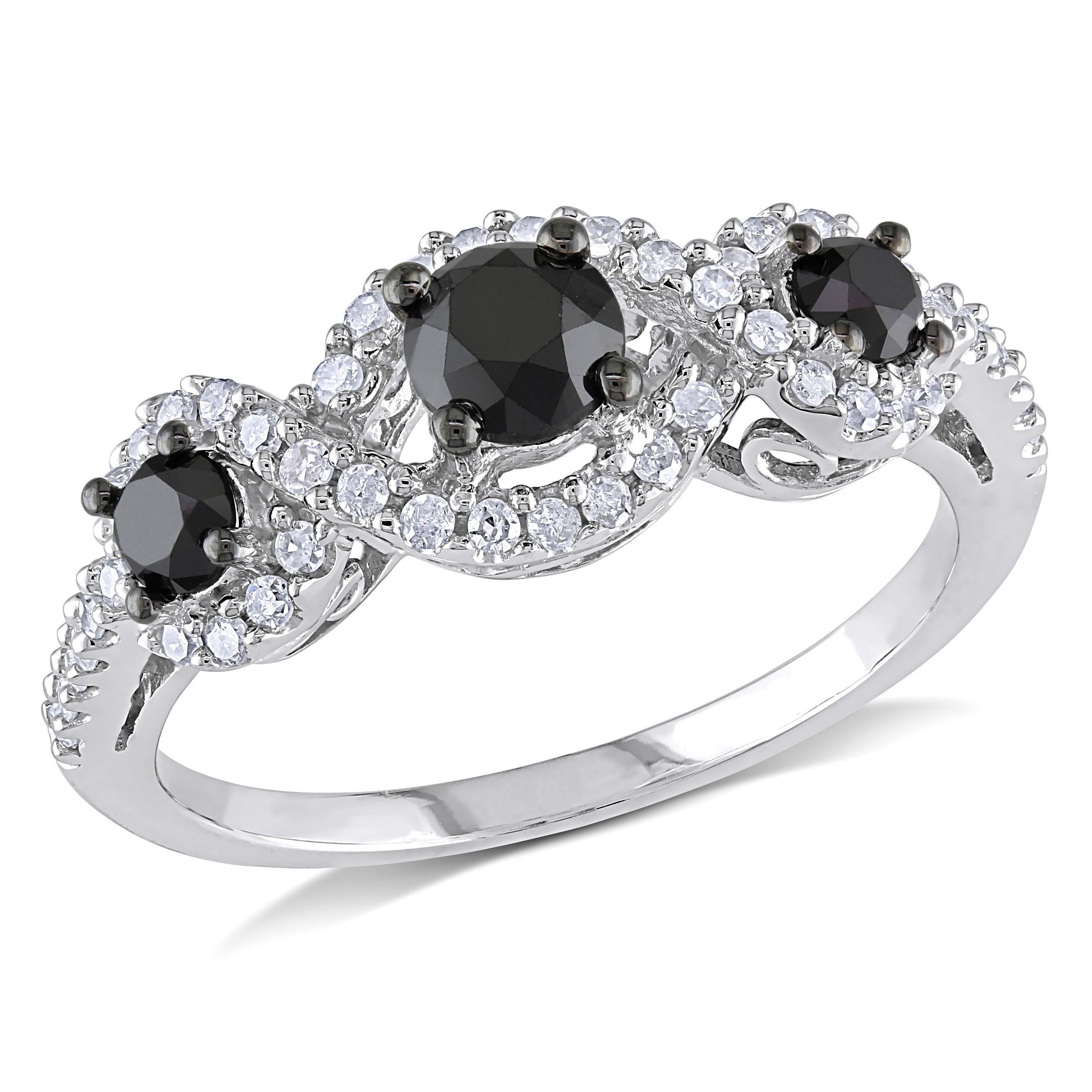 shoulders women diamonds oval central either setting for ring three engagement claw rings glamorous a side white and brilliant with round the gold all stone an princess in channel on diamond cut