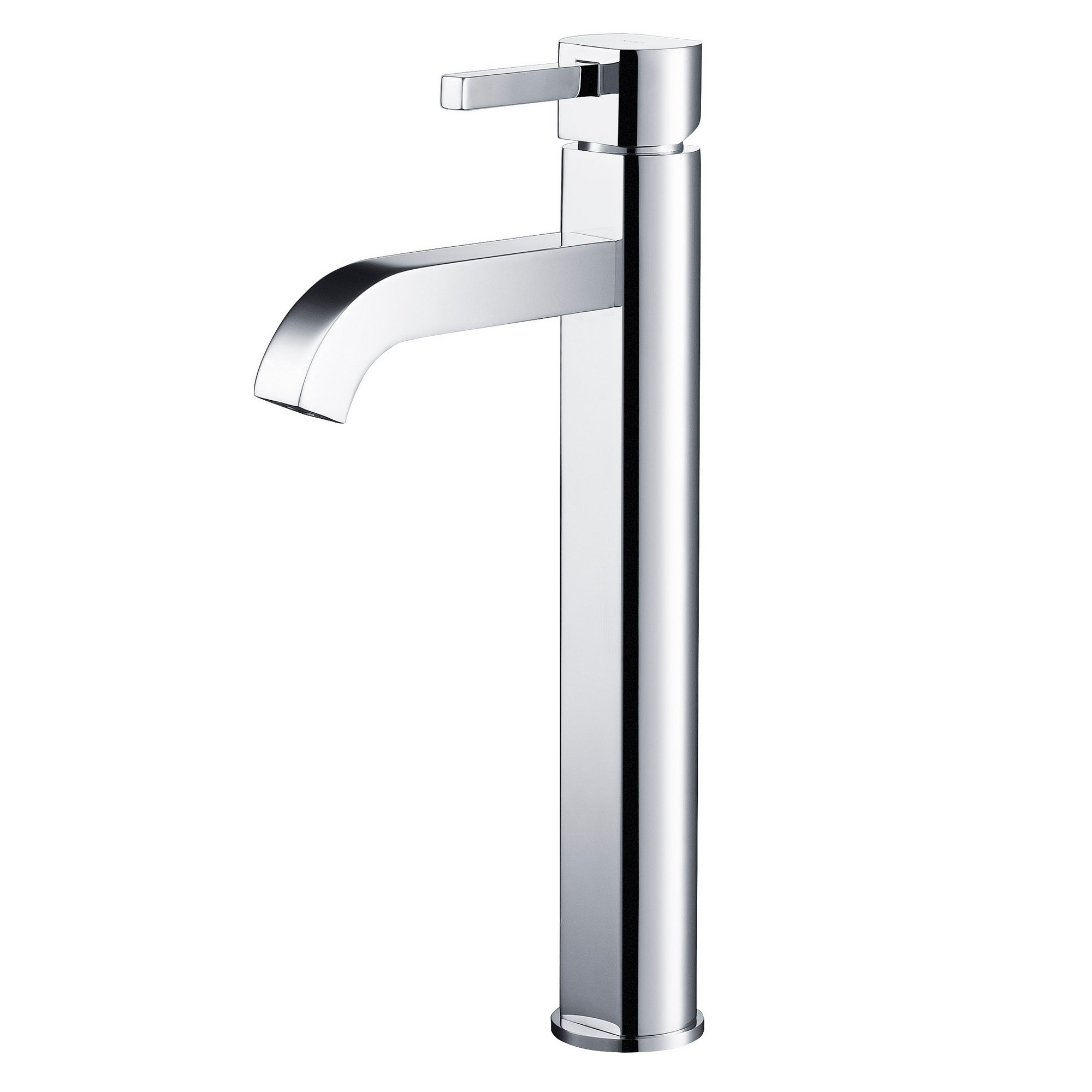 Shop Kraus FVS-1007 Ramus Single Hole Single-Handle Bathroom Vessel ...