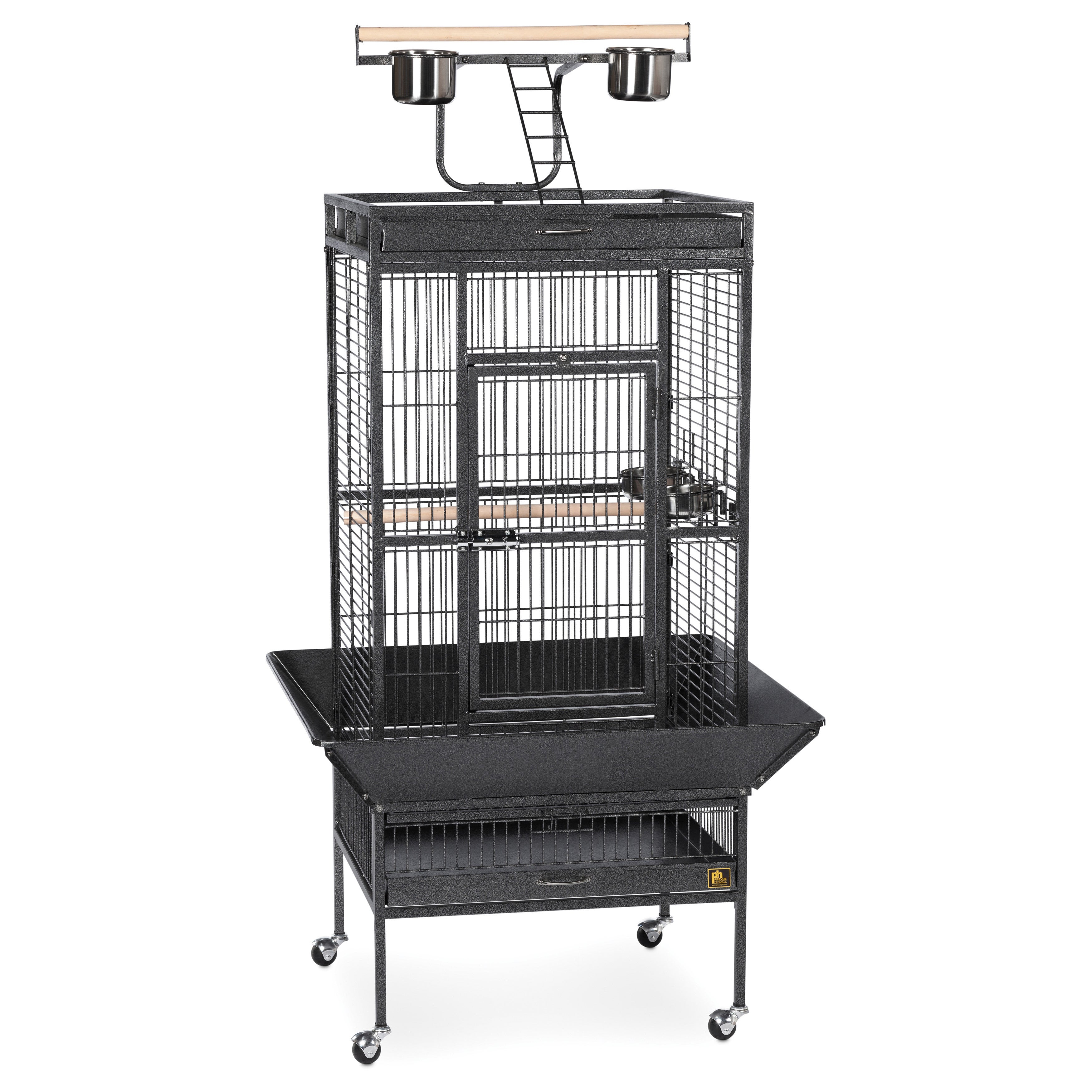 e27a8d2ed380 Prevue Pet Products Wrought Iron Select Bird Cage 3152
