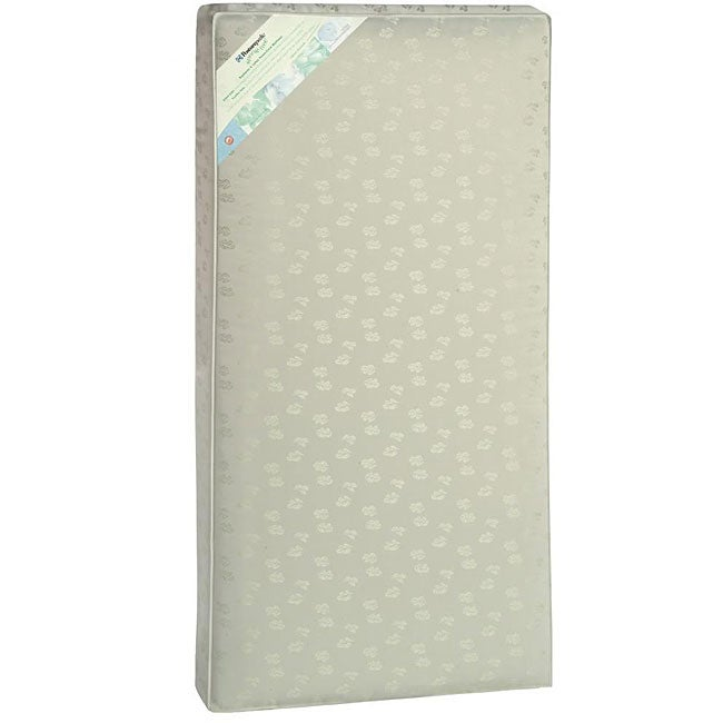 Shop Sealy Posturepedic Springfree Crib Mattress   Free Shipping