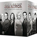 Battlestar Galactica: The Complete Series (DVD)