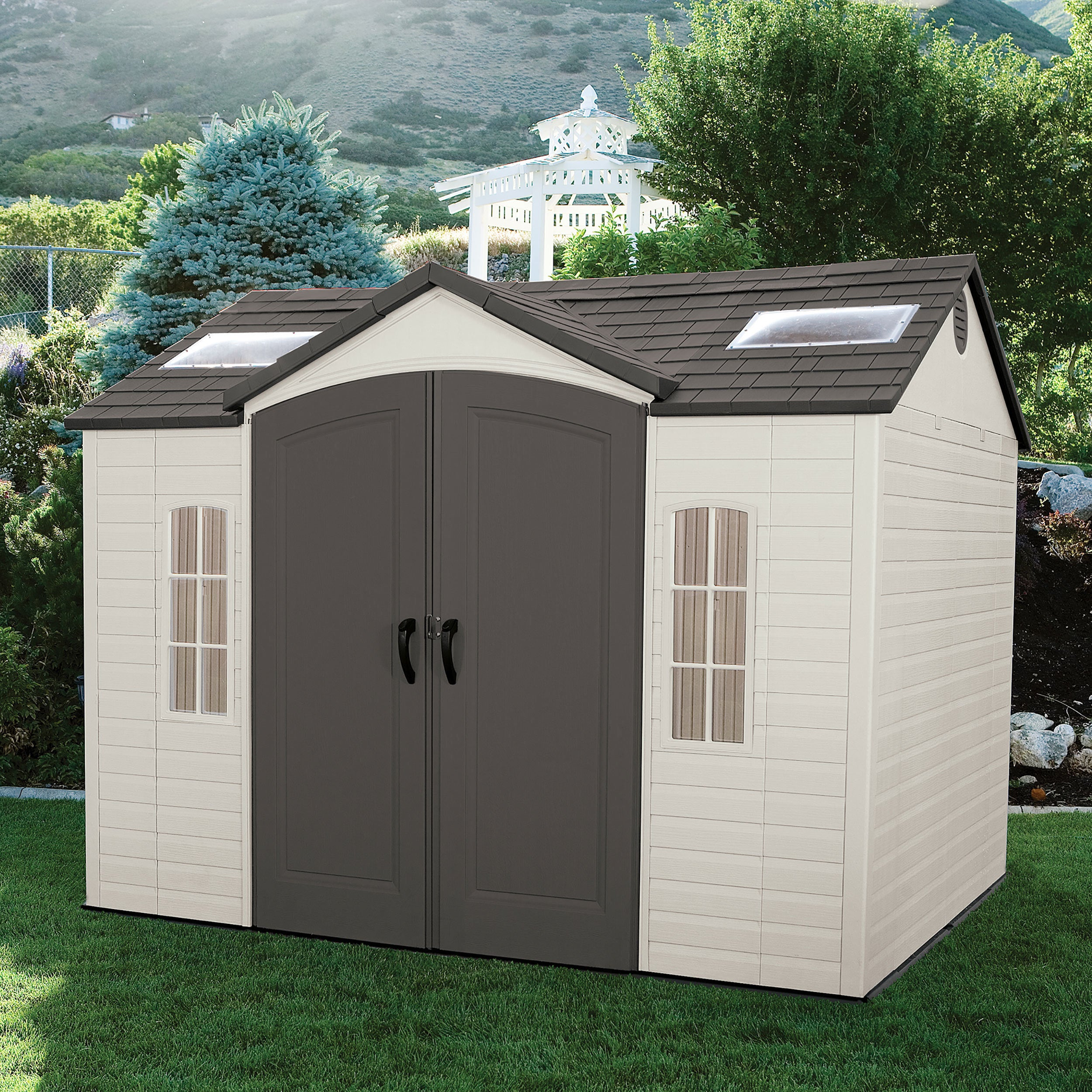 x less only too with for sheds pin com lean roof econofabbuildings