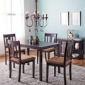 Porch & Den Third Ward Greenfield 5-piece Dining Set