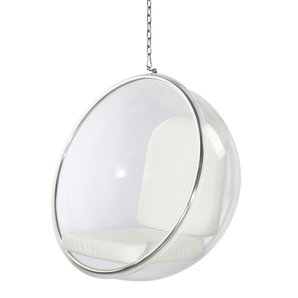 Ordinaire Shop Hanging Bubble Chair   Free Shipping Today   Overstock.com   4685457