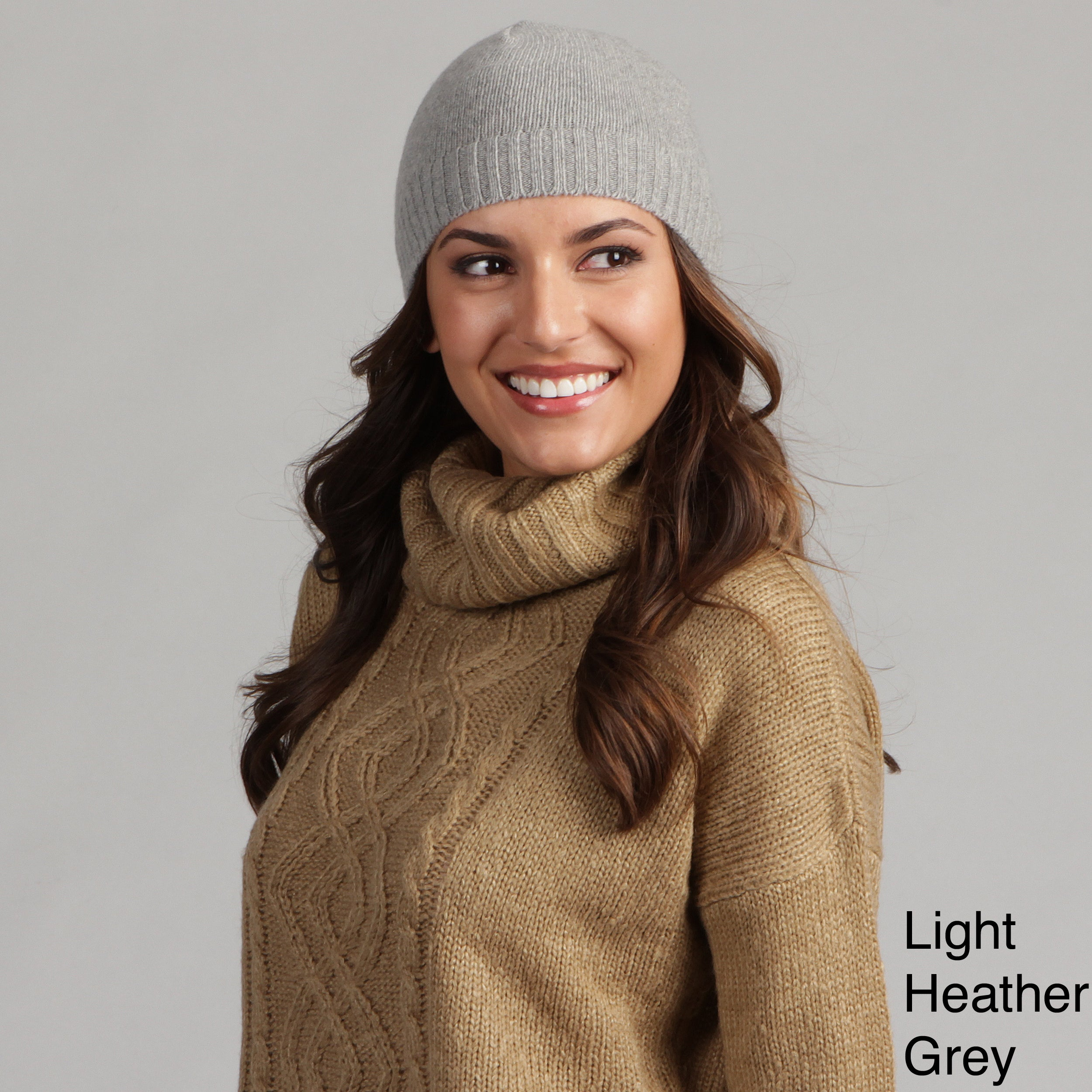 a09fb6a0693 Shop Portolano Women s Cashmere Skull Hat - Free Shipping On Orders Over   45 - Overstock - 4694400