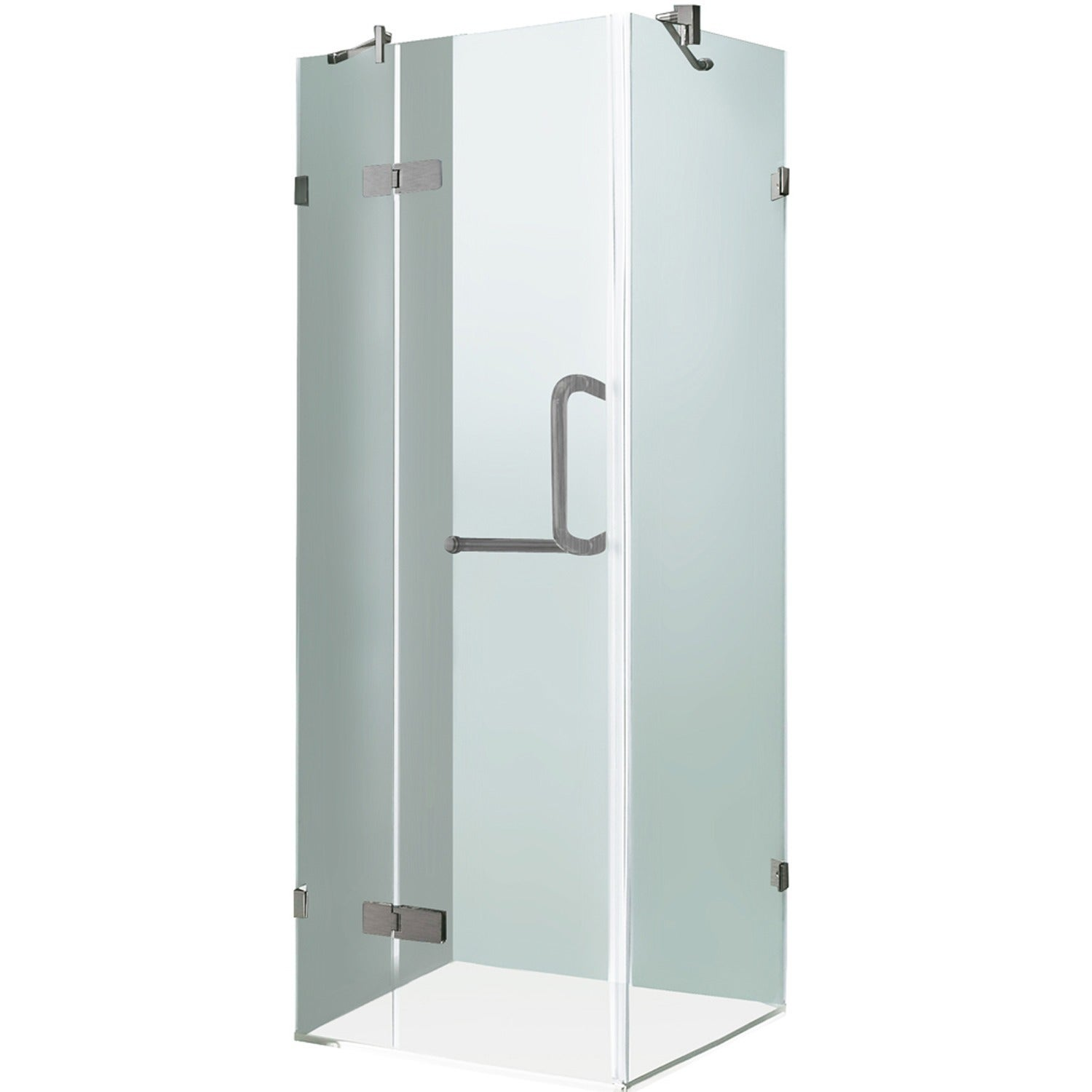 of image vigo shower door new darntough frameless doors ideas top design