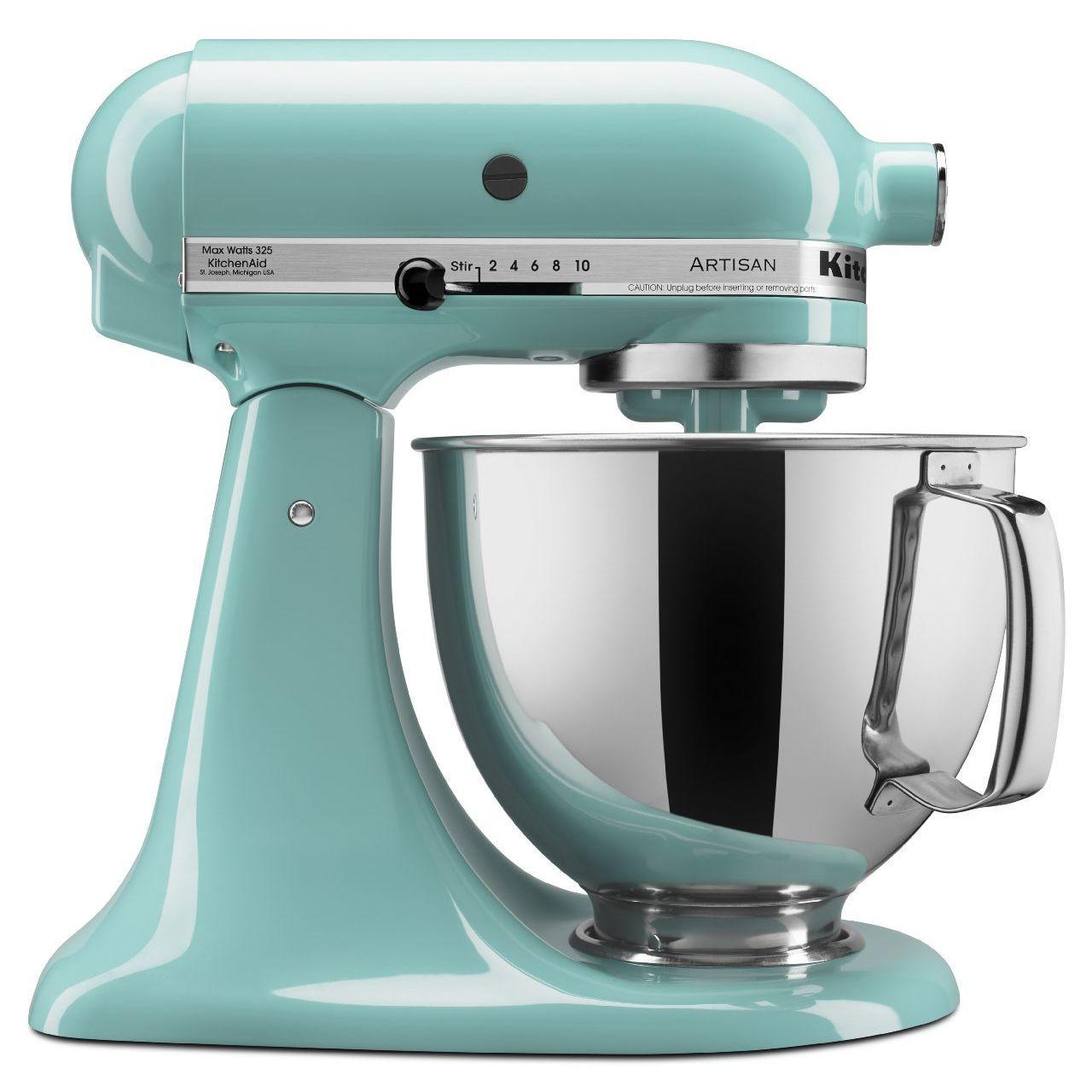 Shop KitchenAid KSM150PS 5-Quart Artisan Tilt-Head Stand Mixer - Free Shipping Today - Overstock.com - 4838522