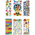 Disney Mickey and Friends Value Sticker Set