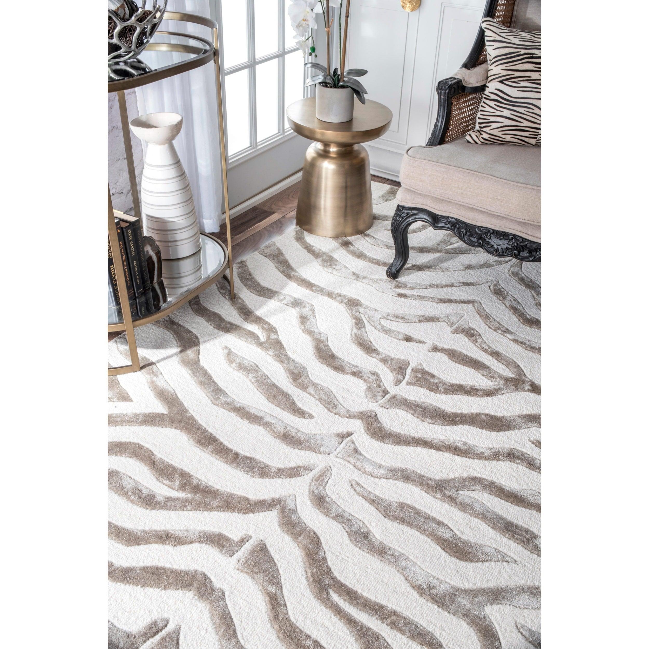 s rugs drapery zebra en us sand ethanallen ivory gray rug shop large clearance