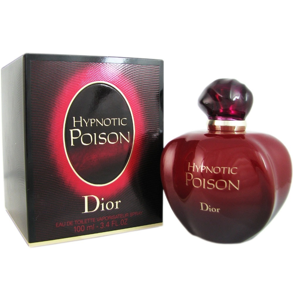 f8b44c93a4a2 Christian Dior Hypnotic Poison Women s 3.4-ounce Eau de Toilette Spray