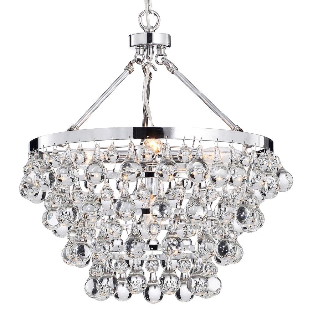 Indoor 5 light luxury crystal chandelier free shipping today indoor 5 light luxury crystal chandelier free shipping today overstock 12994829 arubaitofo Choice Image
