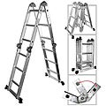 OEM Multipurpose Aluminum Folding Ladder