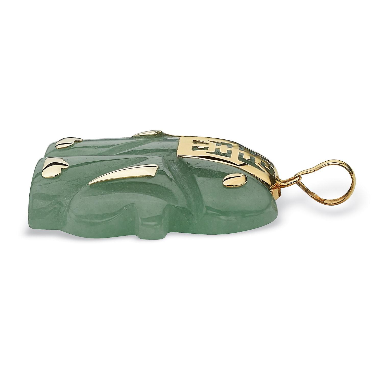 Jade 14k good fortune elephant pendant in 14k gold naturalist free jade 14k good fortune elephant pendant in 14k gold naturalist free shipping today overstock 13009282 aloadofball Gallery
