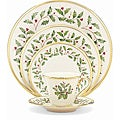 Lenox Holiday 5 Piece Place Setting