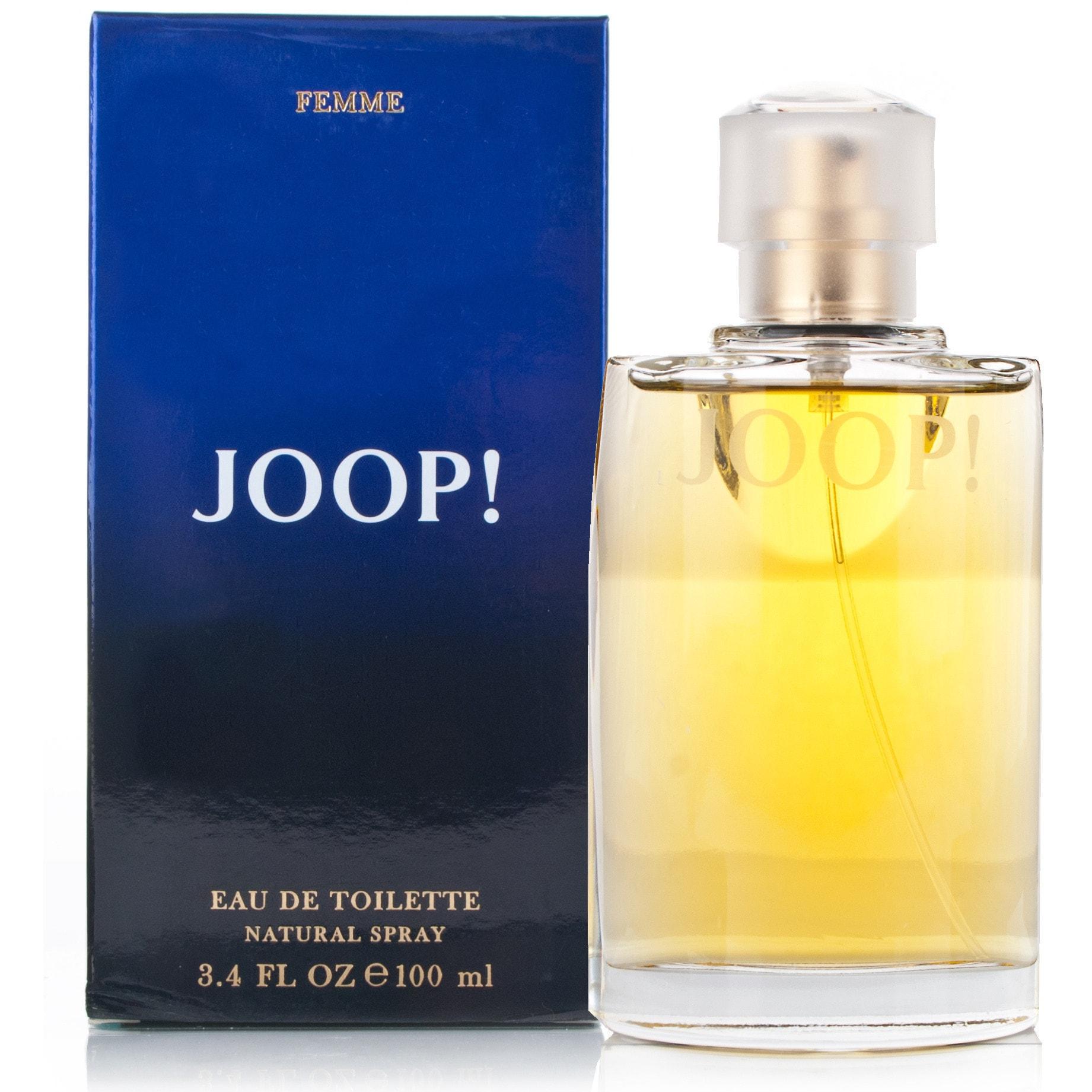 Joop! Women\'s Joop! Women\'s 3.4-ounce Eau de Toilette Spray - Free ...