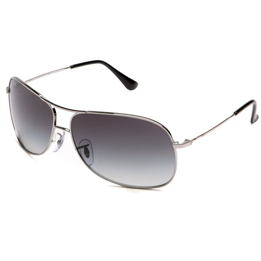 a68fb19c55 Shop Ray-Ban Unisex RB3267 Aviator Sunglasses - Free Shipping Today -  Overstock - 5173936