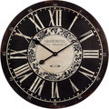 Wood Provence Wall Clock