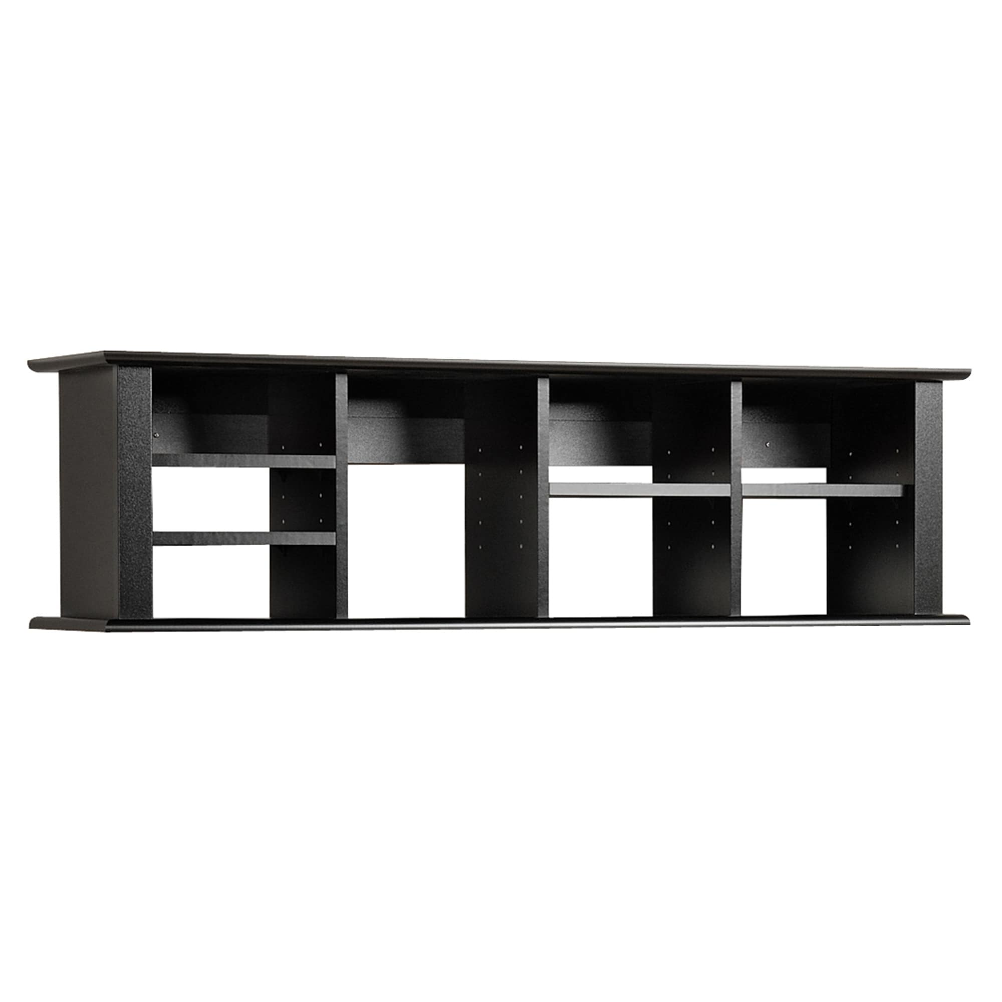 Shop Wall Mounted Desk Hutch   Free Shipping Today   Overstock.com   518108