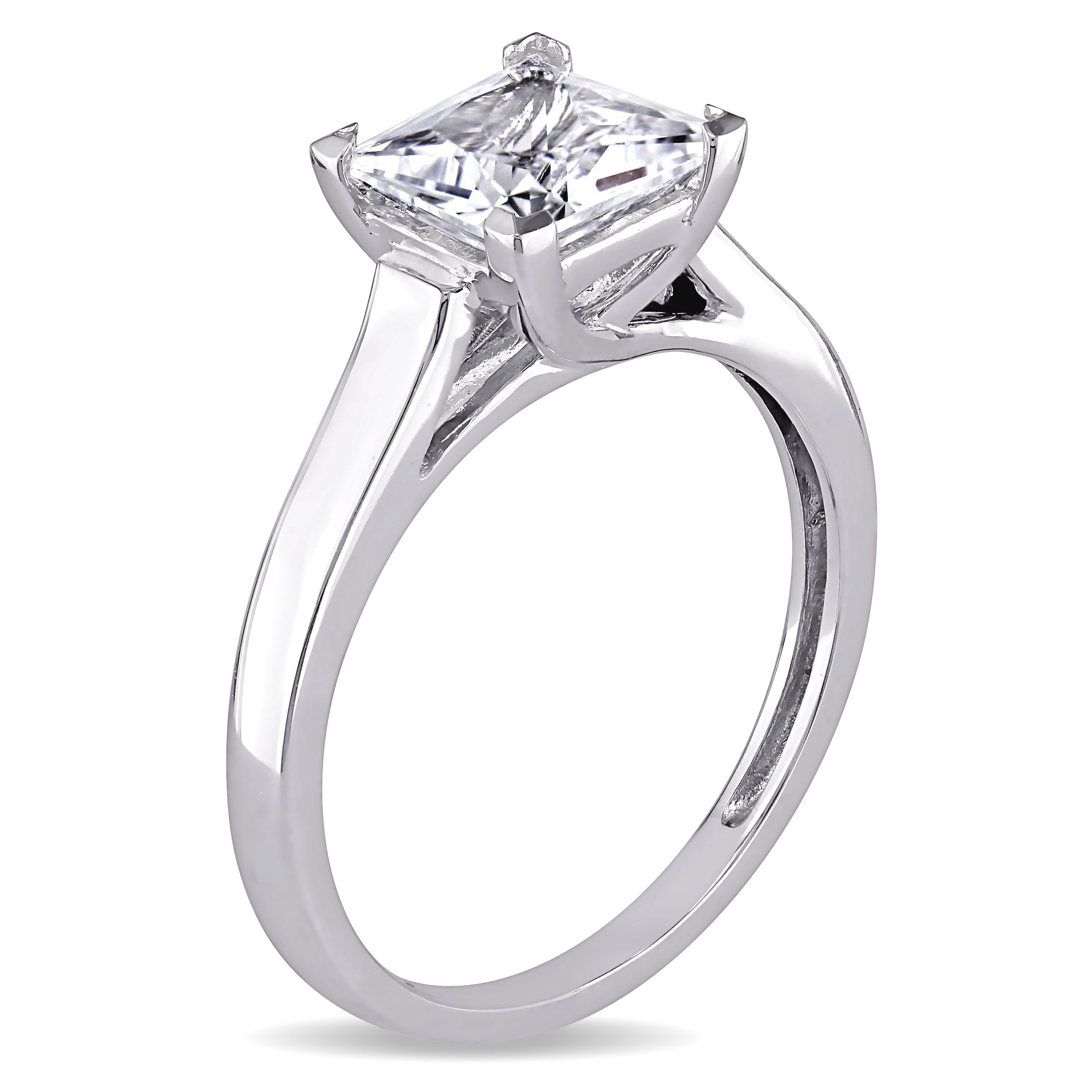 jewellery crl ideal trilogy engagement diamond rings ring bridal lugaro square cut