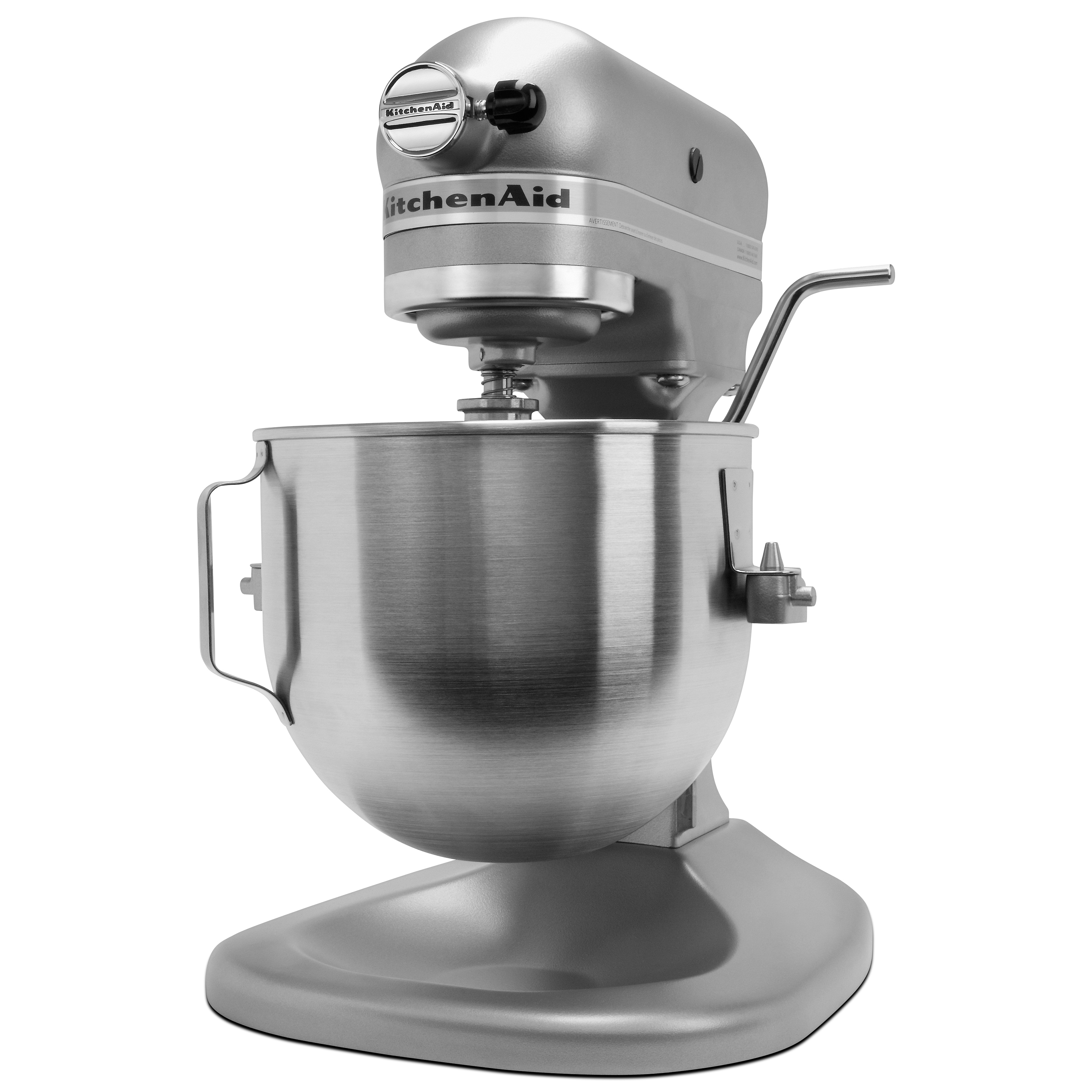 Shop KitchenAid KSM455PSSM Silver Metallic Pro 450 Series Stand Mixer    Free Shipping Today   Overstock.com   5190409