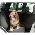 Majestic Pet Products Black Hammock Backseat Cover