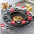 Game Night Shot Glass Large Roulette Set