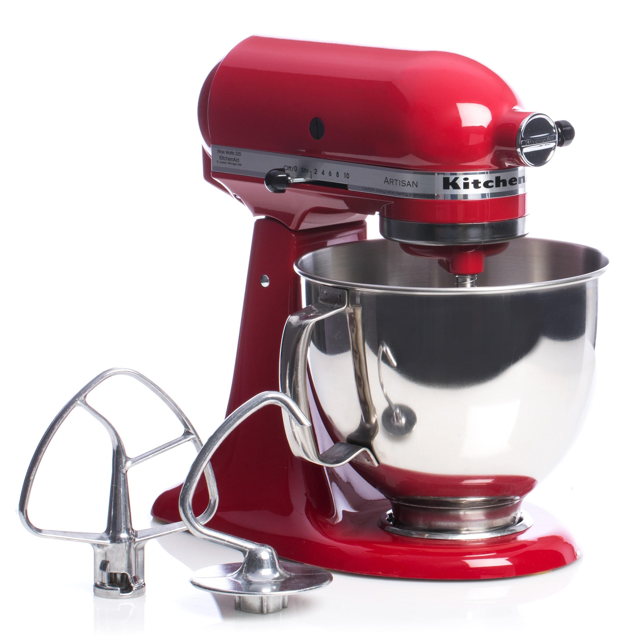 Kitchenaid 5 Qt 325 Watt Tilt Head Stand Mixer - Kitchen Appliances on kitchenette mixer, black mixer, delonghi mixer, tea mixer, banbury mixer, breville mixer, 4hp kemper mixer, wooden mixer, keurig mixer, wonder woman mixer, wolfgang puck mixer, magic chef mixer, moulinex masterchef mixer, berkel mixer, ge mixer, maytag mixer, krups mixer, logitech mixer, koflo mixer, hamilton beach mixer,