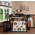 Geenny Animal Scholar 13-piece Crib Bedding Set