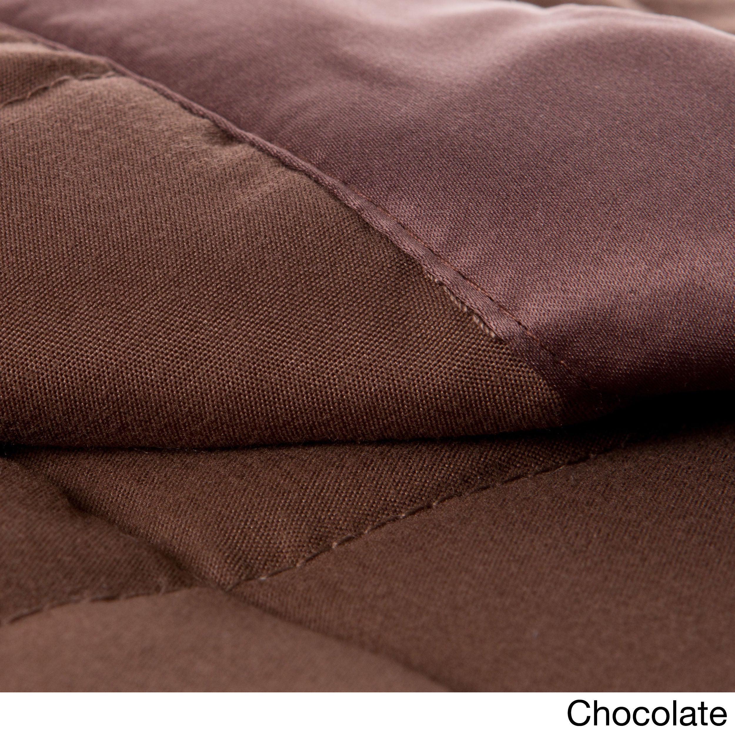Shop Solid Colored Microfiber Down Alternative Blanket Free Digital Burgundy Canvas Chocolate Leather Shipping On Orders Over 45 524253