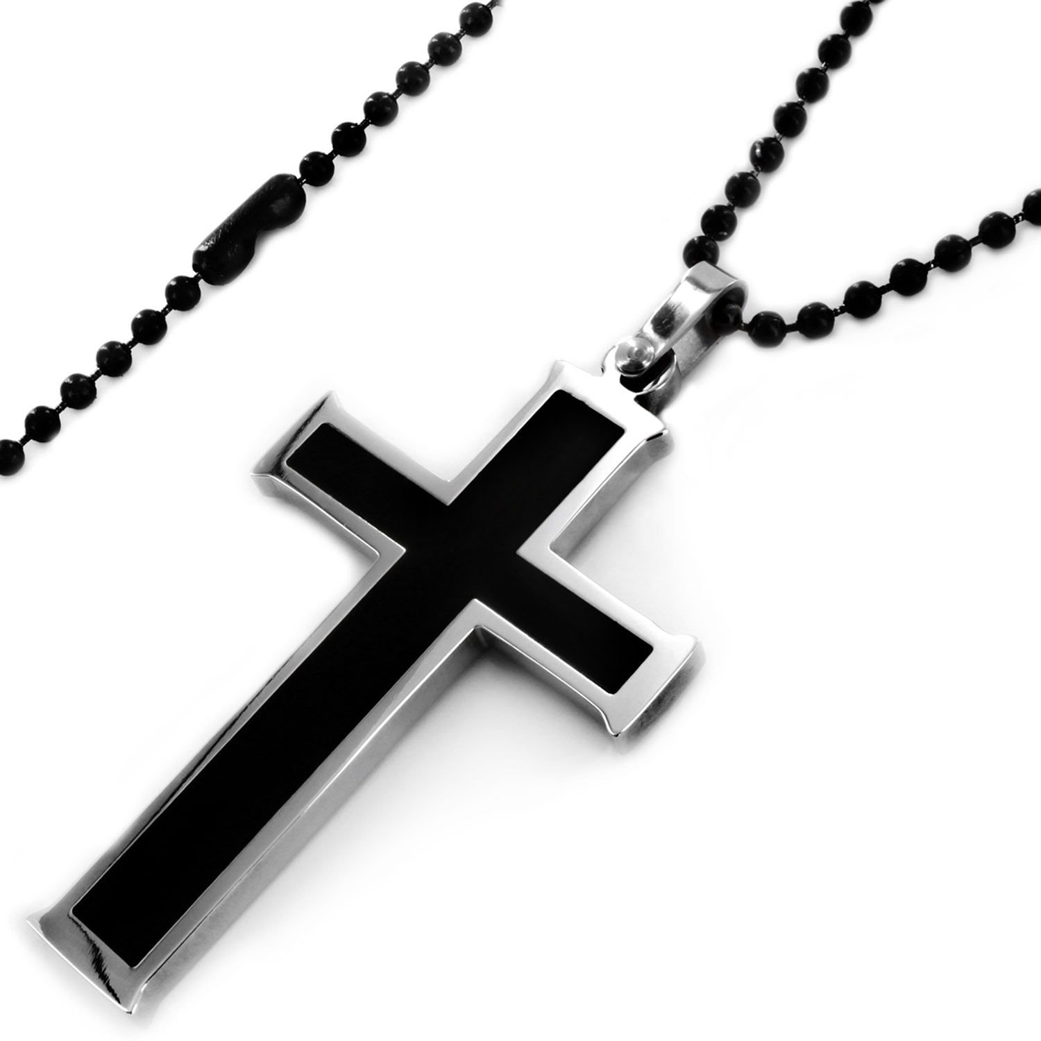 gun pendants size new snake item trendy chain men unique plated necklace mens foxtail necklaces long black fashion