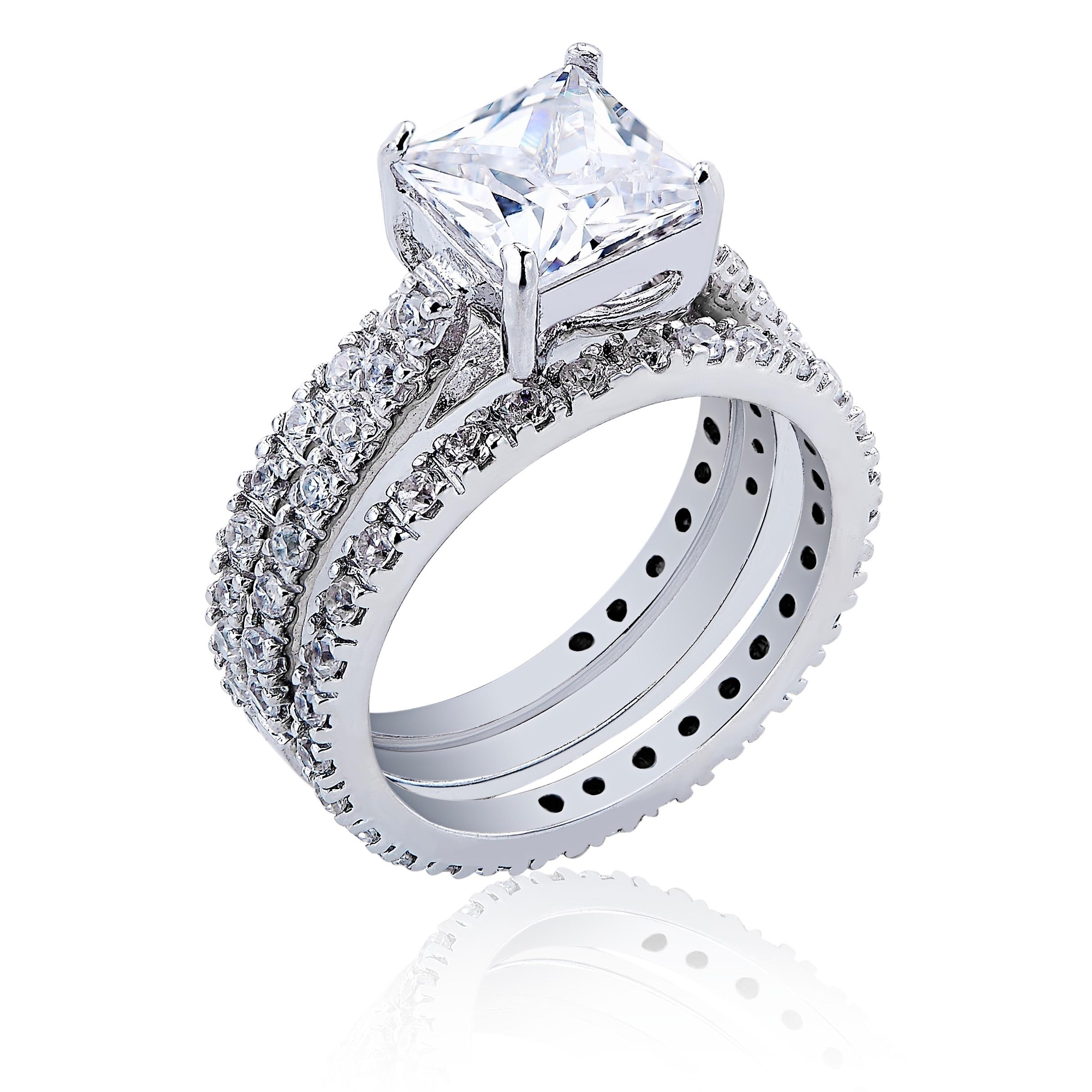 jewelry info product cz ring high engagement rings wedding cubic zirconia end in