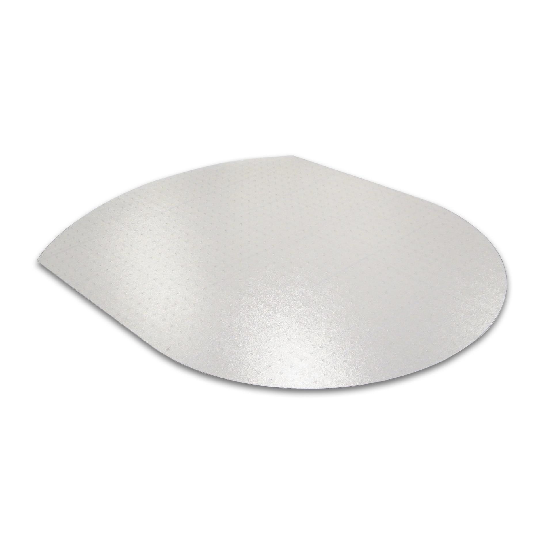 shop cleartex ultimat contoured chair mat polycarbonate for low