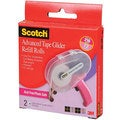 Scotch 3M Advanced Tape Glider 36-yard Refills (Pack of 2)