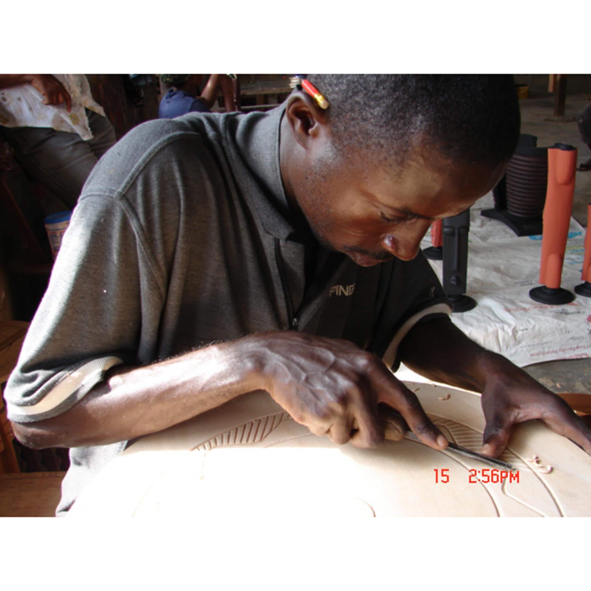 shop handmade arc kinara candle holder kwanzaa set ghana free