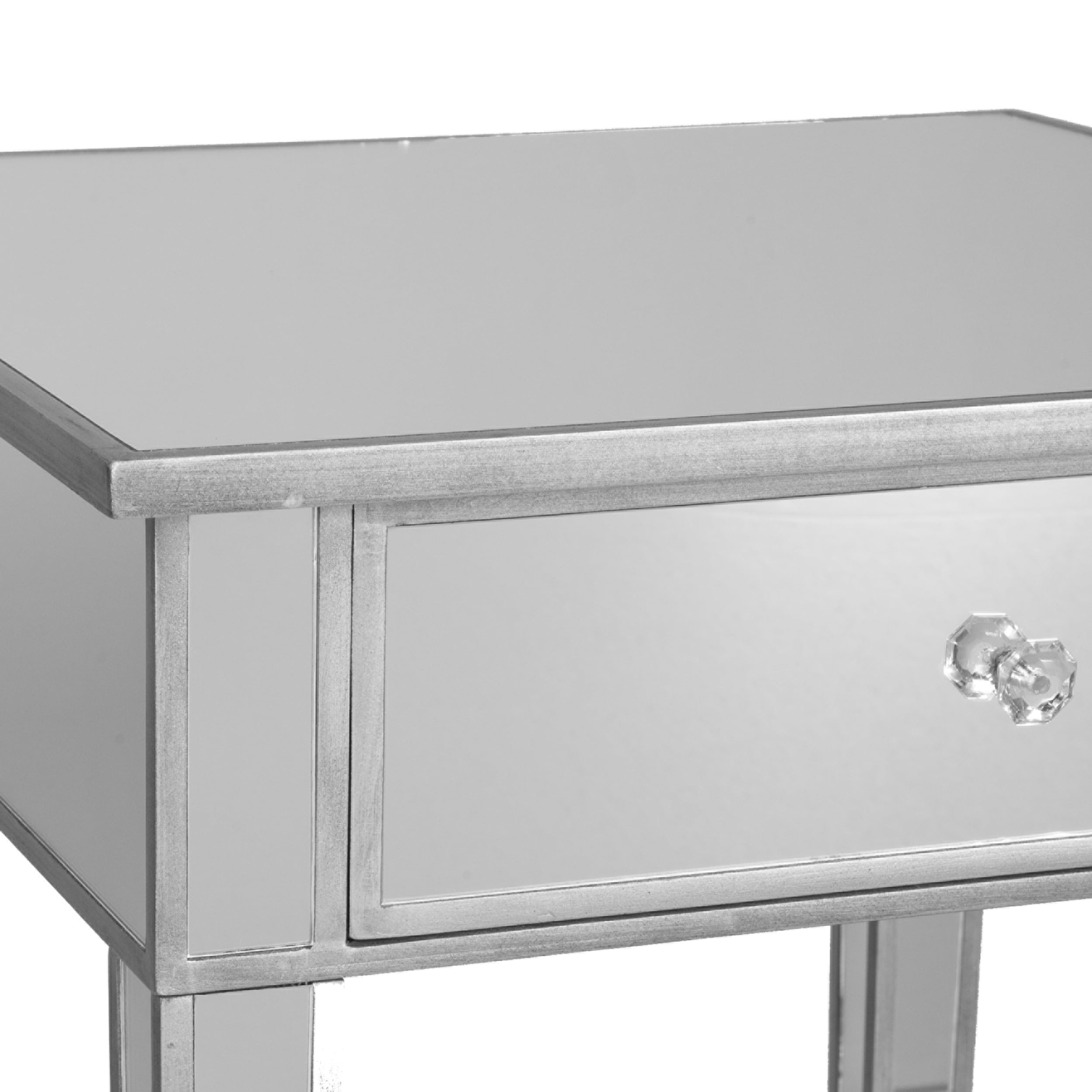 glass company cabinet drawer furniture bed bedroom side the l mirror table chest mirrored living ikea room foxhunter