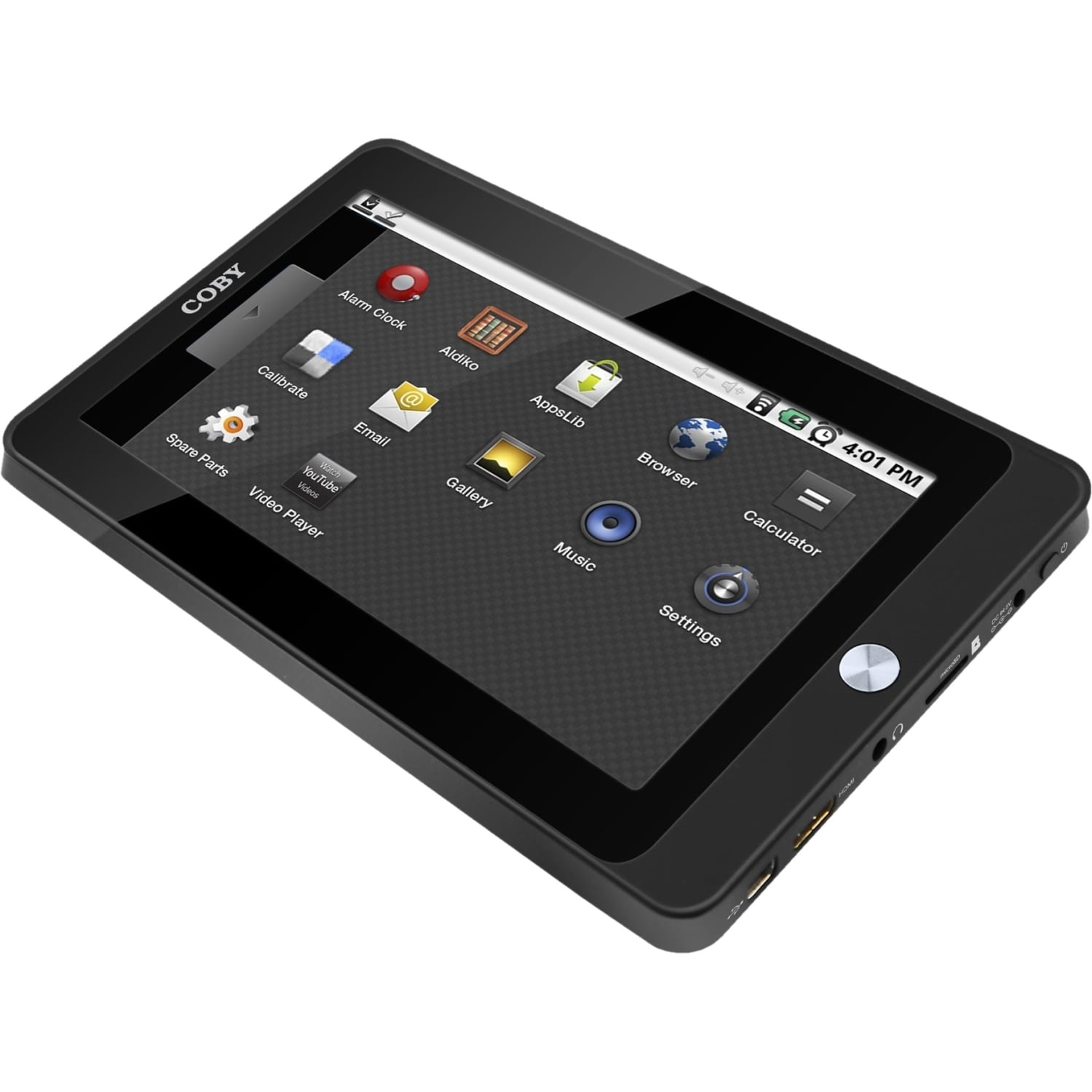 """Shop Coby Kyros MID7015-4G Tablet - 7"""" - Telechips TTC8902 800 MHz - 4 GB -  Free Shipping Today - Overstock.com - 5401829"""