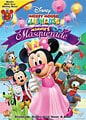 Mickey Mouse Clubhouse: Minnie's Masquerade (DVD)