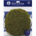 SuperMoss 8-inch Green Moss Pot Toppers (Pack of 3)