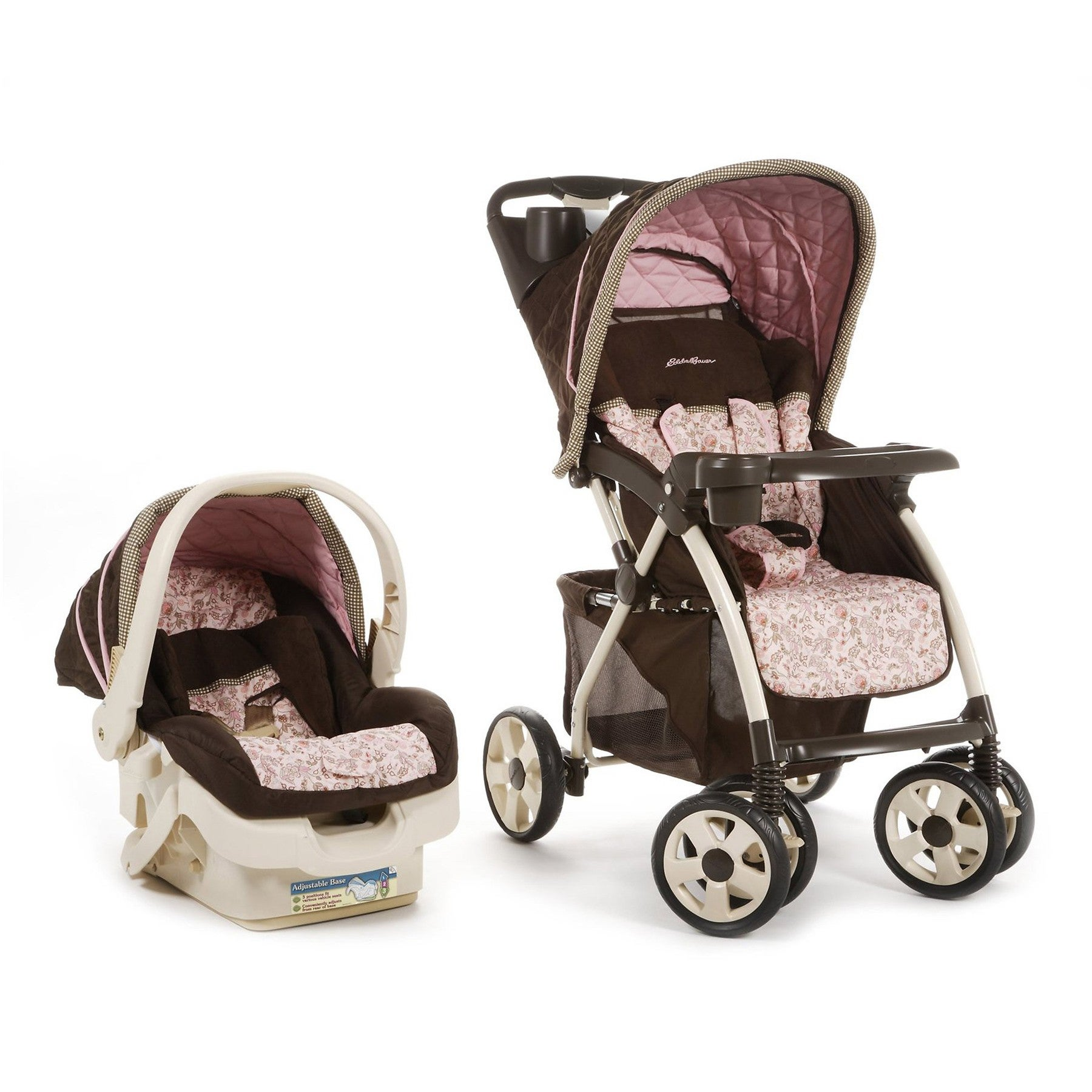 Shop Eddie Bauer Adventurer Sport Travel System in Michelle - Free Shipping  Today - Overstock.com - 5536512