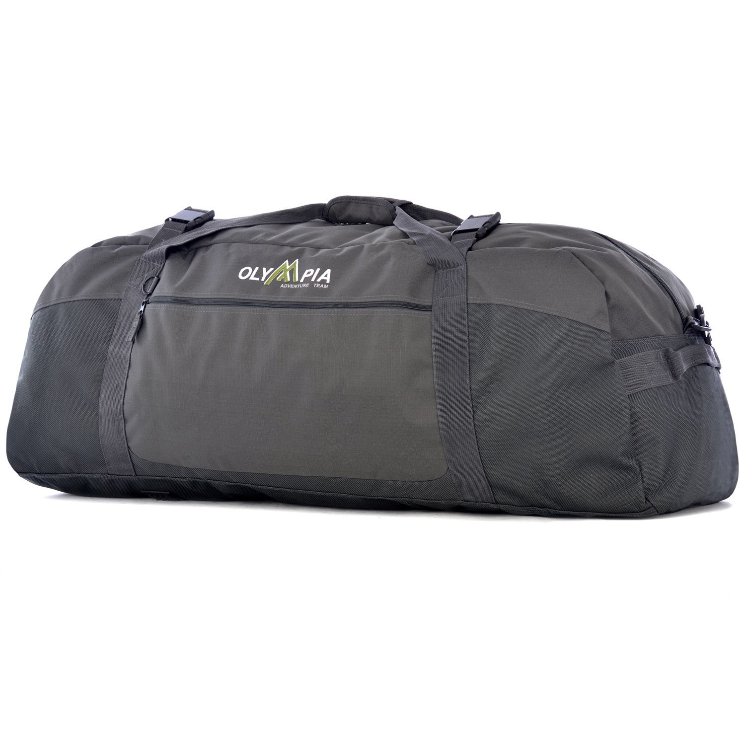 f5ff6a8a46bc4a Shop Olympia Compactible 42-inch Foldable Sports Duffel Bag - Free Shipping  Today - Overstock - 5549625