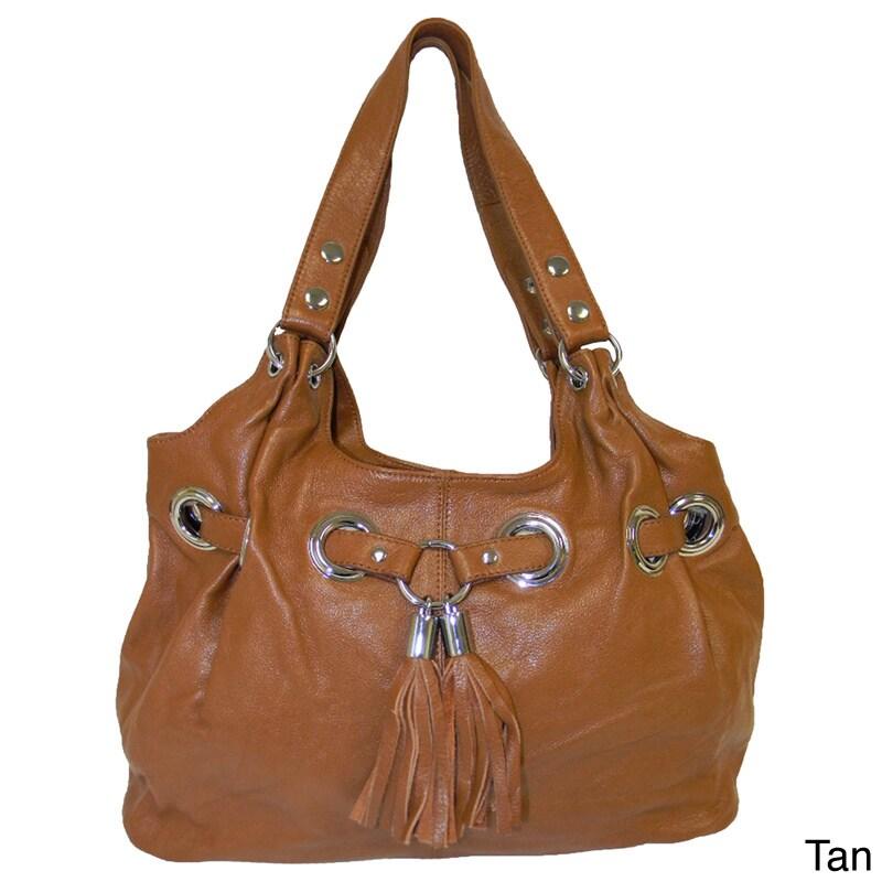 Free Tote Shop Bella Sale Donna Designs 'zara' Leather Bag On SMVqpUz