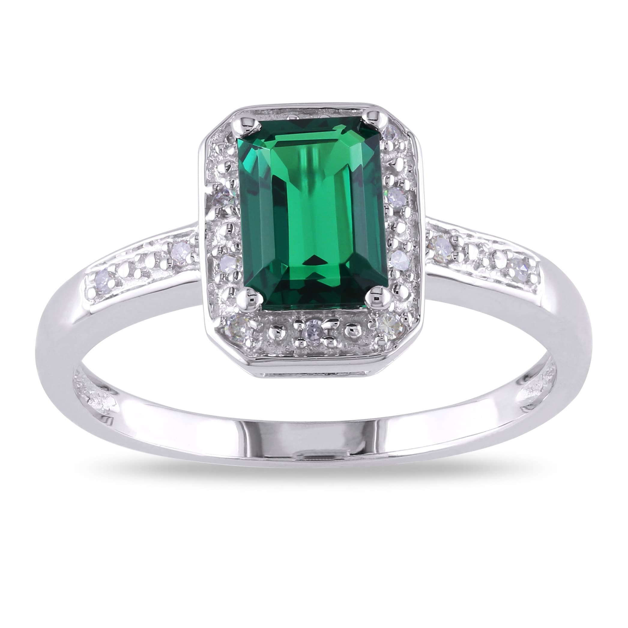 emerald product of ring empowerment cut emeral large womens rings
