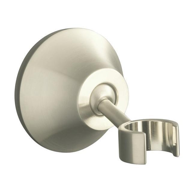 Shop Kohler KBN Vibrant Brushed Nickel Forte Adjustable Wall - Kohler forte bathroom accessories