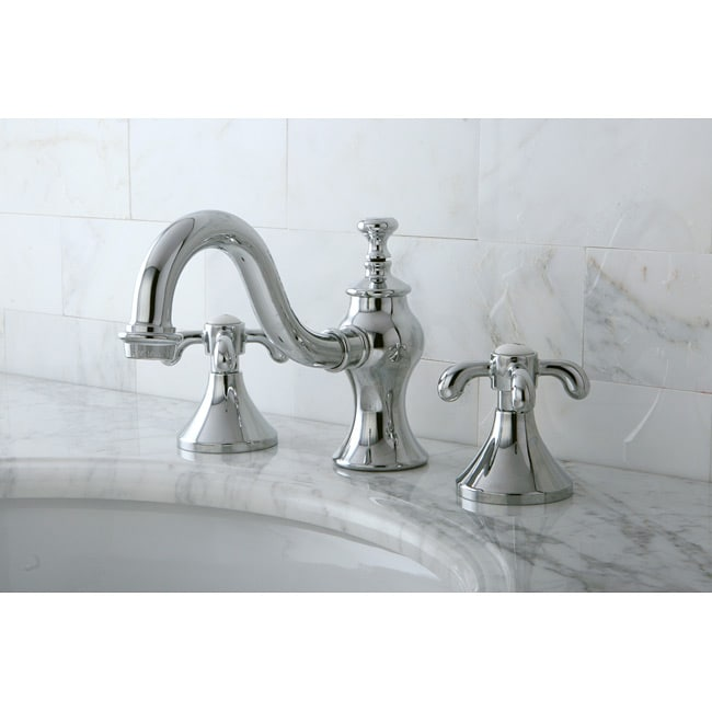 Lava Widespread Chrome Bathroom Faucet - Free Shipping Today ...
